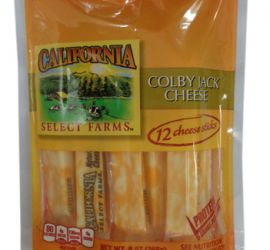 PHÔ MAI QUE COLBY JACK HIỆU CALIFORNIA SELECT FARMS