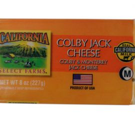 PHÔ MAI COLBY JACK HIỆU CALIFORNIA SELECT FARMS