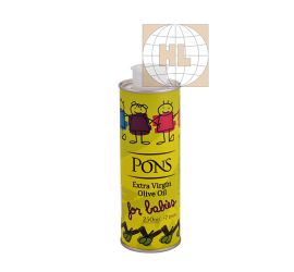 Pons Extra Virgin Olive Oil for Babies